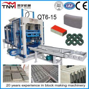 Full-Automatic Block Making Machine (QT6-15) pictures & photos