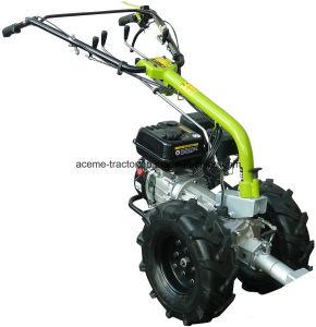6.5HP 196cc Gasoline Loncin Snow Shovel pictures & photos