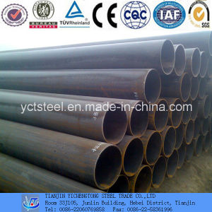 Alloy Steel Antiseptical Seamless Pipeline Transport Tube pictures & photos