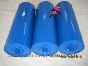 Conveyor Carry Roller Idler for Steel Company pictures & photos