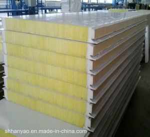New Customized Thermal Insulated Polyurethane PU Sandwich Panel pictures & photos