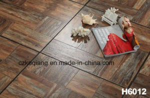 Pop and Perfect Cement Texture Wooden Laminated Flooring