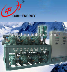 Condensing Unit with Bitzer Compressors in Parallel, Bitzer General Agent pictures & photos