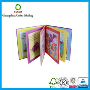 Custom Cheape Hardcover Board Children Book Printing