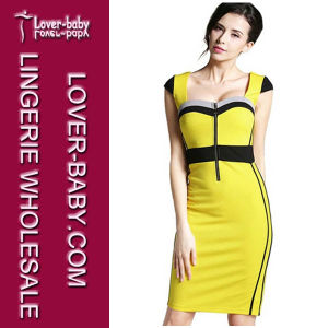 Woman Bodycon Banadage Night Evening Dresses (L36116-4) pictures & photos