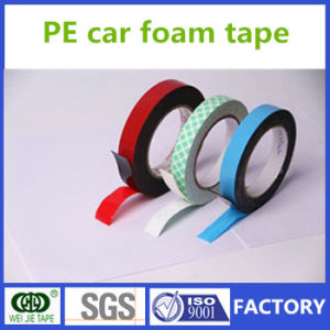 Double Sided PE Car Foam Tape Made in China pictures & photos