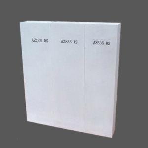 Fused Cast Alpha-Beta Al2O3 Refractory Brick pictures & photos