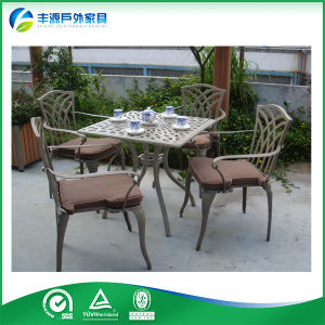 China No Need Repairing Repainting Furniture Romania Cast Aluminum Outdoor Furniture Fy 046zx