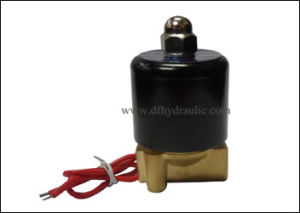 Brass Solenoid Valve (2W Series) pictures & photos