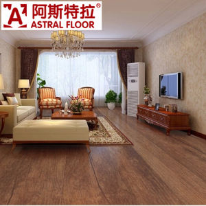 12mm High Quality Vinyl Floor Embossed Surface Laminate Flooring (AY1703) pictures & photos