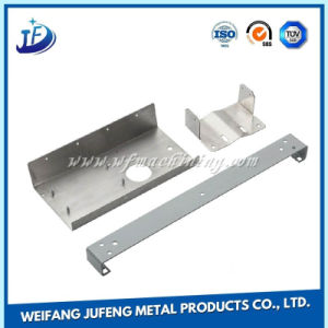 OEM/ODM Steel Precision Sheet Metal Stamping for Heavy Caster pictures & photos
