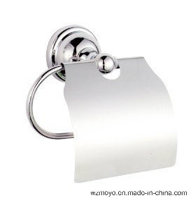 Zinc Alloy Toilet Paper Holder in Chrome Finish pictures & photos