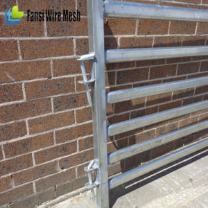 Cattle Yard Panels / Livestock Panels / Cattle Fencing Panels pictures & photos