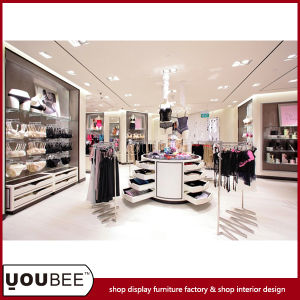 Fabulous Display Showcases for Ladies′ Lingerie Store Interior Design From Factory pictures & photos