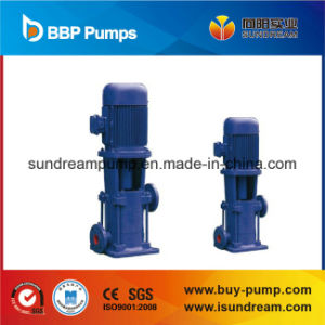 Pressure Stainless Steel Pump Vertical Multistage Water Centrifugal Pump pictures & photos