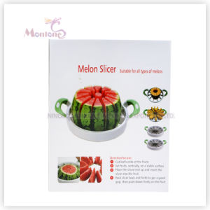 700g Fruit Tools Cutter, Watermelon Slicer with Stainless Steel Blade pictures & photos