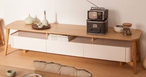 Classic Designer Home Furniture---TV Cabinet/Wood Display Cabinet/TV Stand (GC16-08) pictures & photos