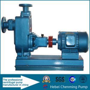 High Efficiency Non-Clogging Self Priming Sewage Pump pictures & photos