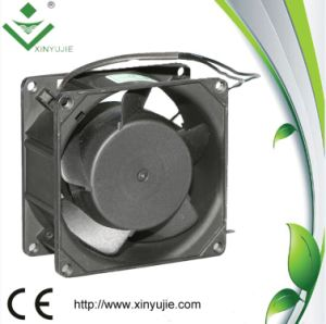 Temperature Control AC Fan 80mm Fan 8038 High Air Flow 115V AC Fan pictures & photos