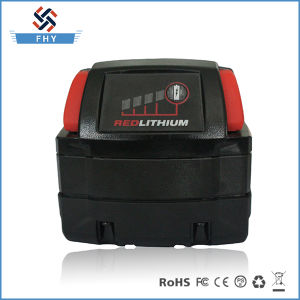 Milwaukee M18 18V 5.0ah Li-ion Power Tool Battery