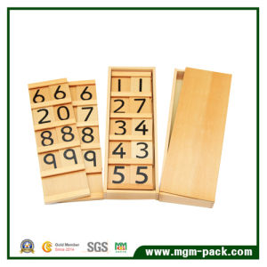 Montessori Educational Math Wooden Toy for Gift pictures & photos