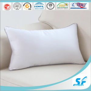 ODM/OEM White Duck Down Pillow for 5-Star Hotels pictures & photos