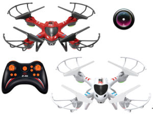 2.4GHz 4CH RC Quadcopter Helicopter Remote Radio Control Quadcopter (H0410563) pictures & photos