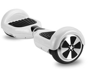 Balancing Electric Colorful Scooter Unicycle 2 Wheels Hover Board Balance
