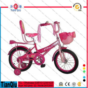 Children Bicycle/Kids Bike with Safety and Comfortable Backrest pictures & photos