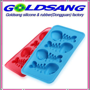 Fish Bone Silicone Ice Tray Ice Mould Ice Maker pictures & photos