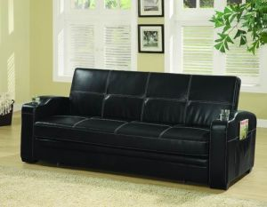 PU Sofa Bed pictures & photos