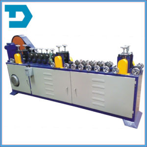 Jbz-3 Spuare-Wire or Flat-Wire Straightening and Cutting Machine