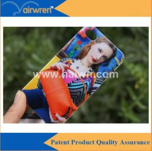 Multicolor Flatbed Cell Phone Case Printer in Factory Price pictures & photos