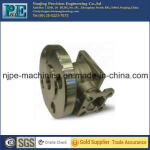 Free Sample Casting Steel Three Ways Connection Flange pictures & photos