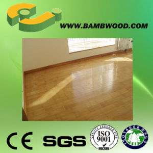 Top Grade Solid Bamboo Floor (EJ) pictures & photos