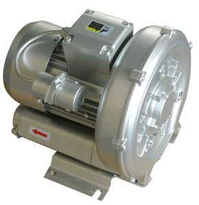 2.55kw Side Channel Blower for Centralised Vacuum System pictures & photos