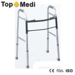 Medical Walking Aid Equipment Orthopedic Rollator pictures & photos