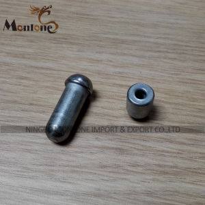 OEM/ODM Service Lathe Machined CNC Turned Spare Parts/Multistage Cold-Heading pictures & photos