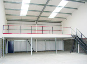 Best Price Steel Platform in Warehouse pictures & photos