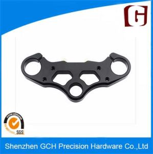 Precision CNC Machining for Custom Balack Anodized Aluminum Parts pictures & photos