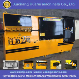 Automatic Rebar Bender/ Stirrup Bending Machine for Steel Bar pictures & photos