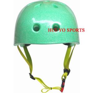 Classical Skate Helmet, Colorful EPS Helmet, Skateboard Helmet with Colourful EPS, Inmold Skating Helmet pictures & photos