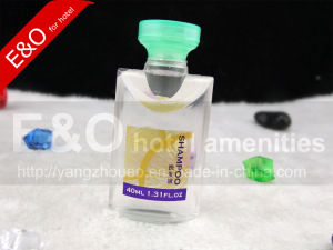 5 Star Luxury Hotel Amenity Shampoo 40ml pictures & photos