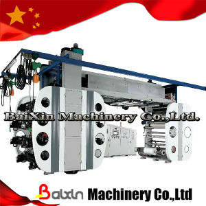 Top Quality 6 Colour High Speed Flexo Printing Machinery (CI flexo type) pictures & photos