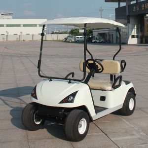 CE Marshell Wholesale 2 Seater Electric Golf Buggy (DG-C2) pictures & photos