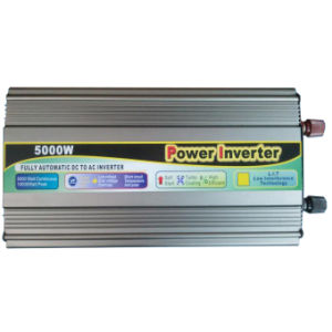 5000W DC to AC Modified Sine Wave Power Inverter pictures & photos