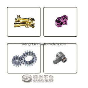 Aluminum Parts CNC Machining for Medical Equipment pictures & photos