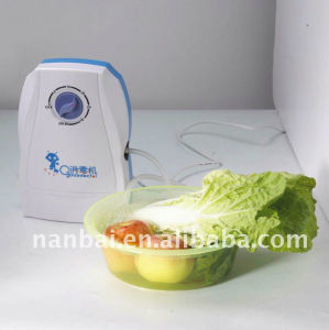 300mg/H Output Ozone Generator Vegetable Washer for Kitchen pictures & photos