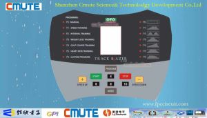 Healthy Sports Machine Control Panel Membrane Switch Keyboard pictures & photos