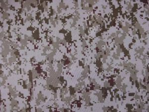 High Quality 600d Polyester Oxford Digital Camouflage Fabric for Bags pictures & photos